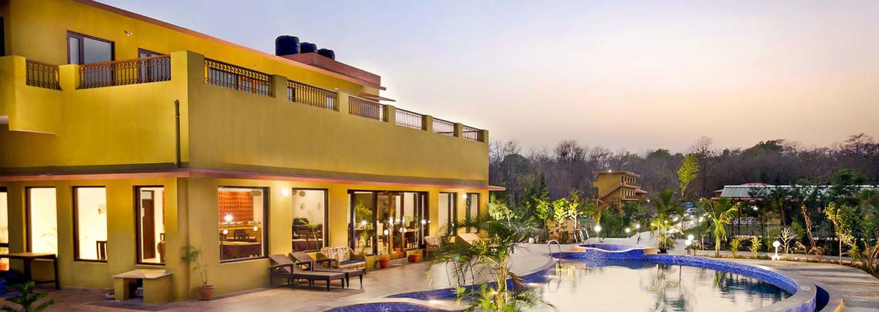 Aura Corbett Resort, Jim Corbett National Park, Corbett Tiger Reserve
