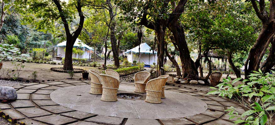 Bijrani Jungle Lore Resort, Jim Corbett National Park, Corbett Tiger Reserve