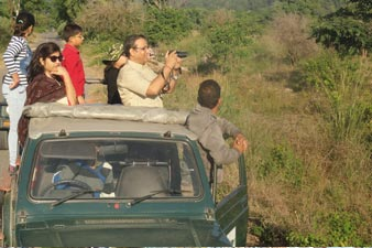 Corbett Family Tour, Jim Corbett National Park, Corbett Tiger Reserve