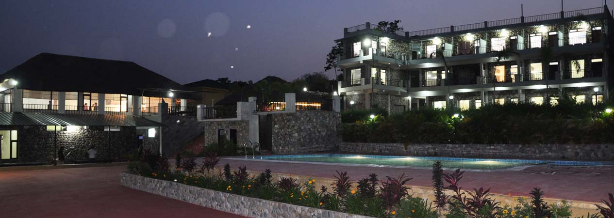 Hotel and Resort, Jim Corbett National Park, Corbett Tiger Reserve