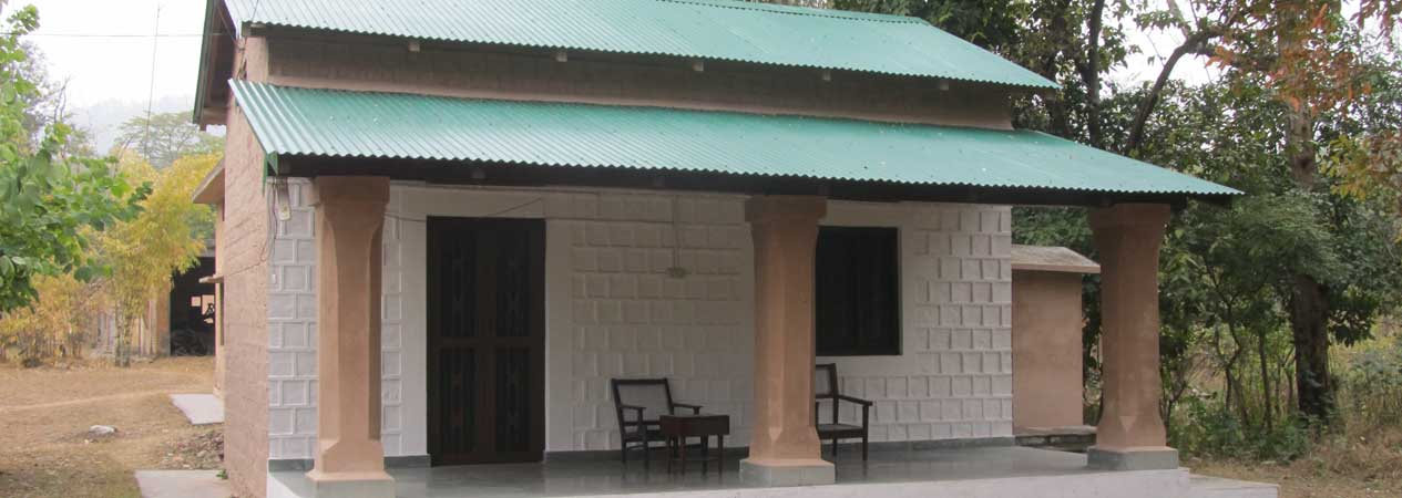 Sarapduli Forest Rest House, Jim Corbett National Park, Corbett Tiger Reserve
